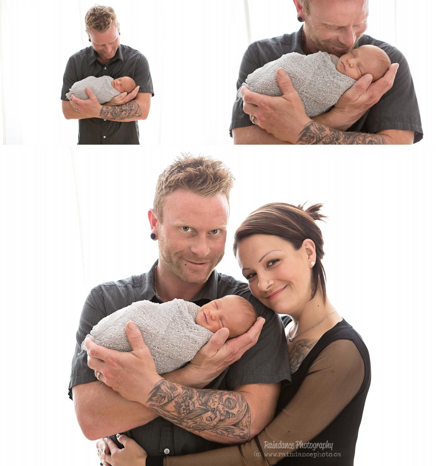 Hunter - Barrie Newborn Baby Photographer 6
