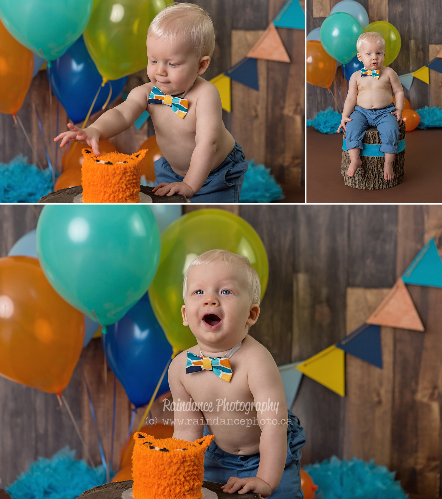 Jackson - Barrie Cake Smash Photographer 4