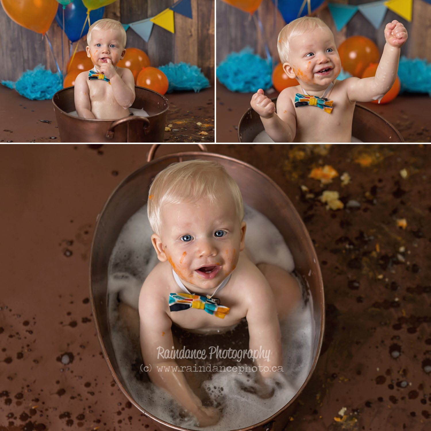 Jackson - Barrie Cake Smash Photographer 6