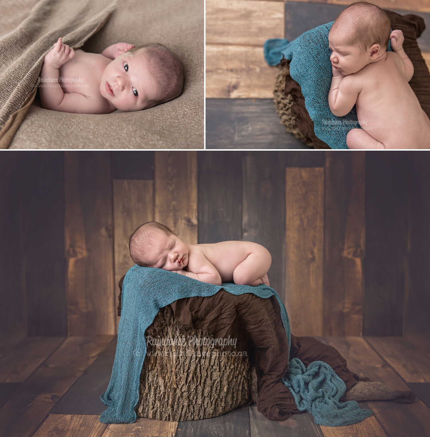 Jayden's Newborn Session - Barrie Newborn Photographer 7