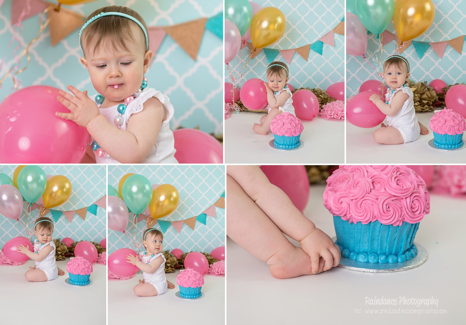 Margaret - Barrie Cake Smash Photographer 9
