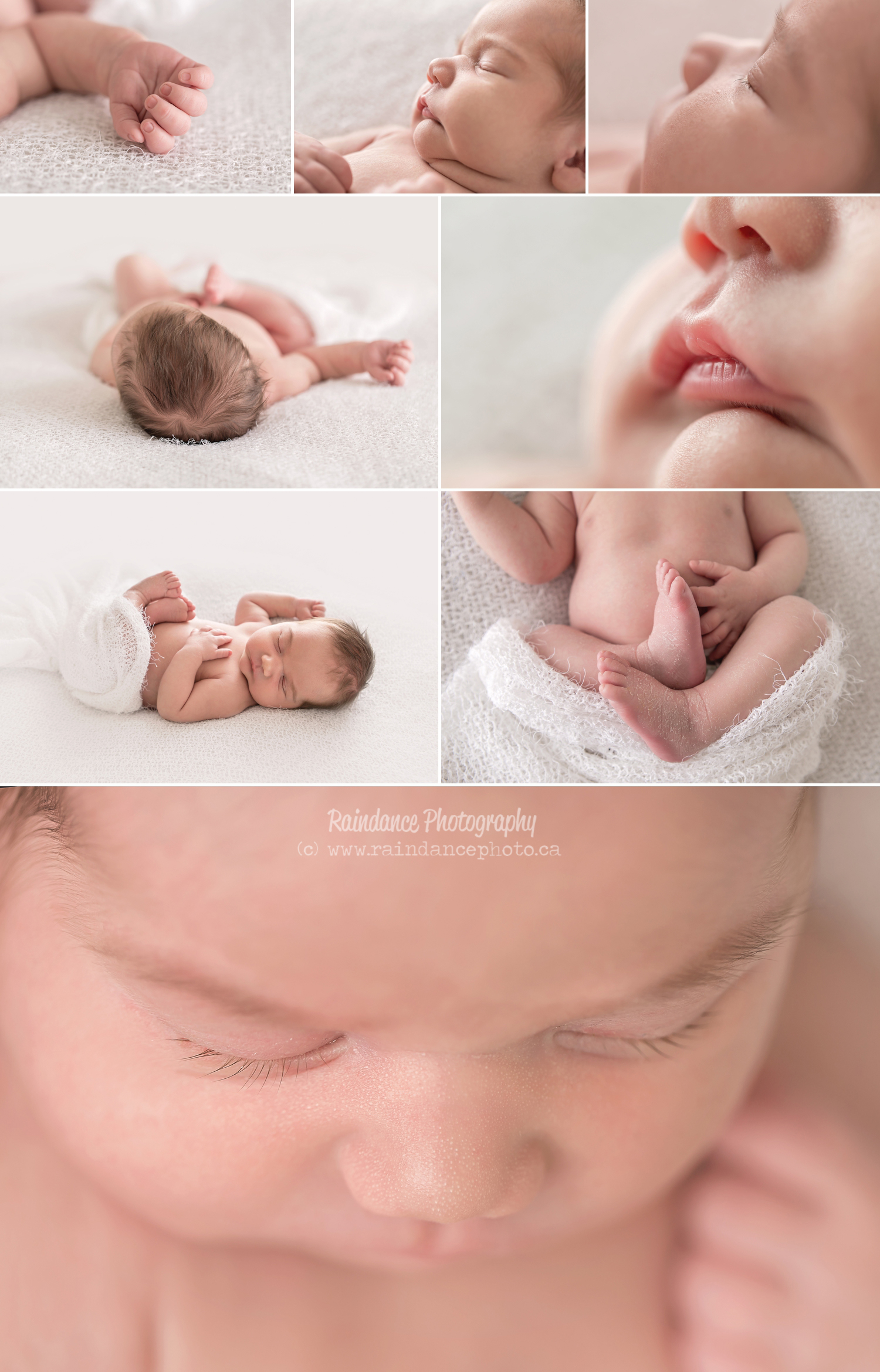 Eli - Barrie Newborn Baby Photographer 8