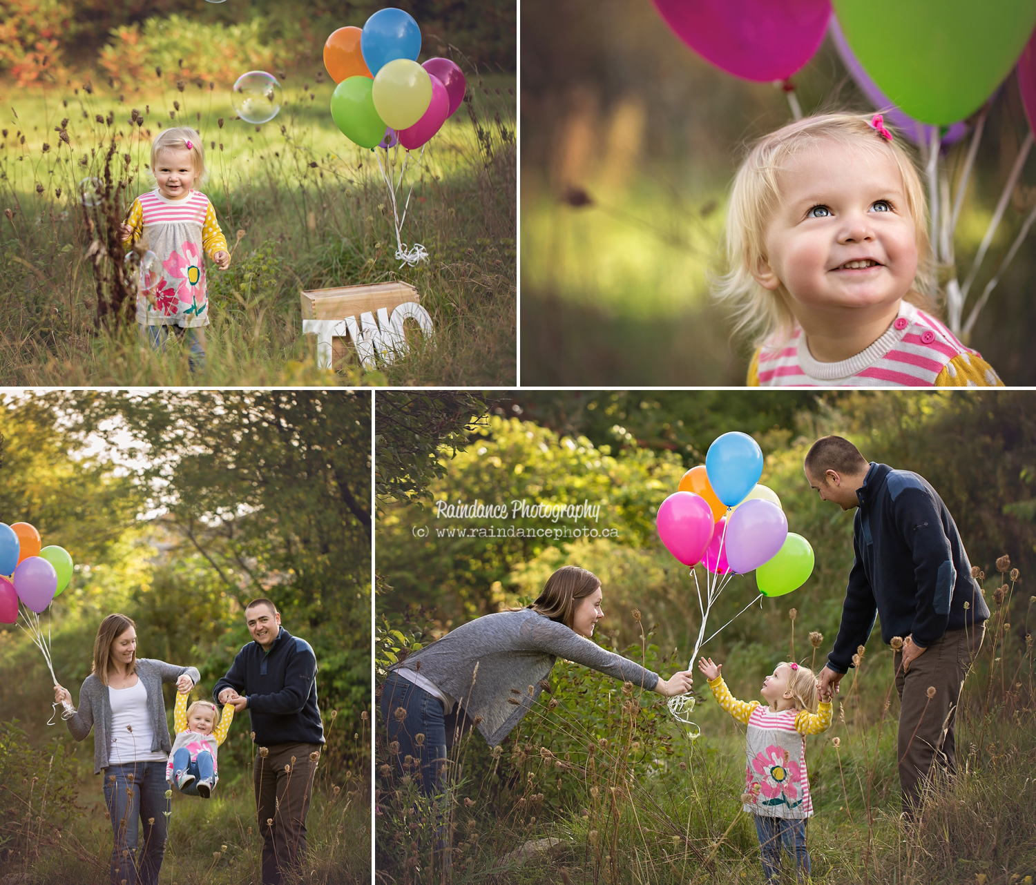 Ellie's Cake Smash Session - Barrie Child and Family Photographer 5