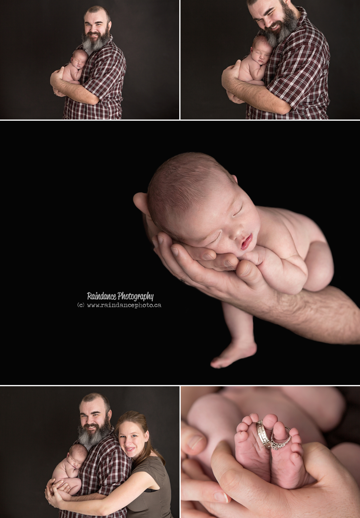Georgia - Barrie Newborn Baby Photographer 4