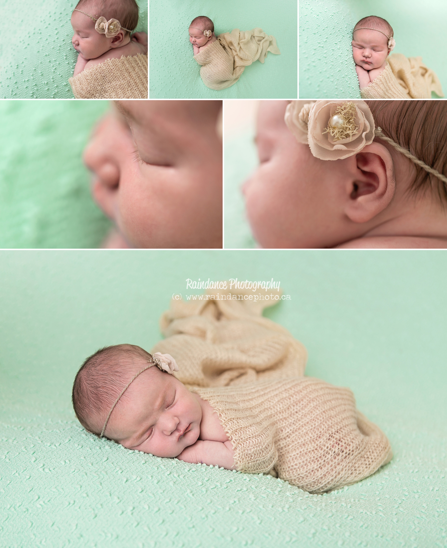 Georgia - Barrie Newborn Baby Photographer 9