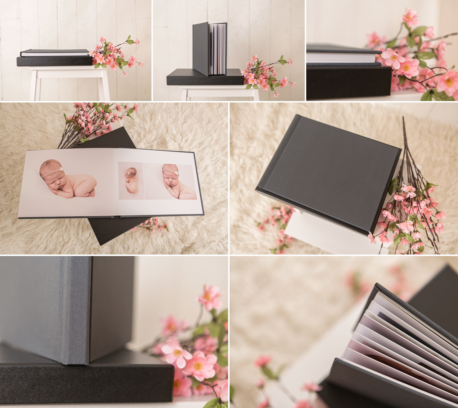 Heirloom Albums - Barrie Photography Studio 1