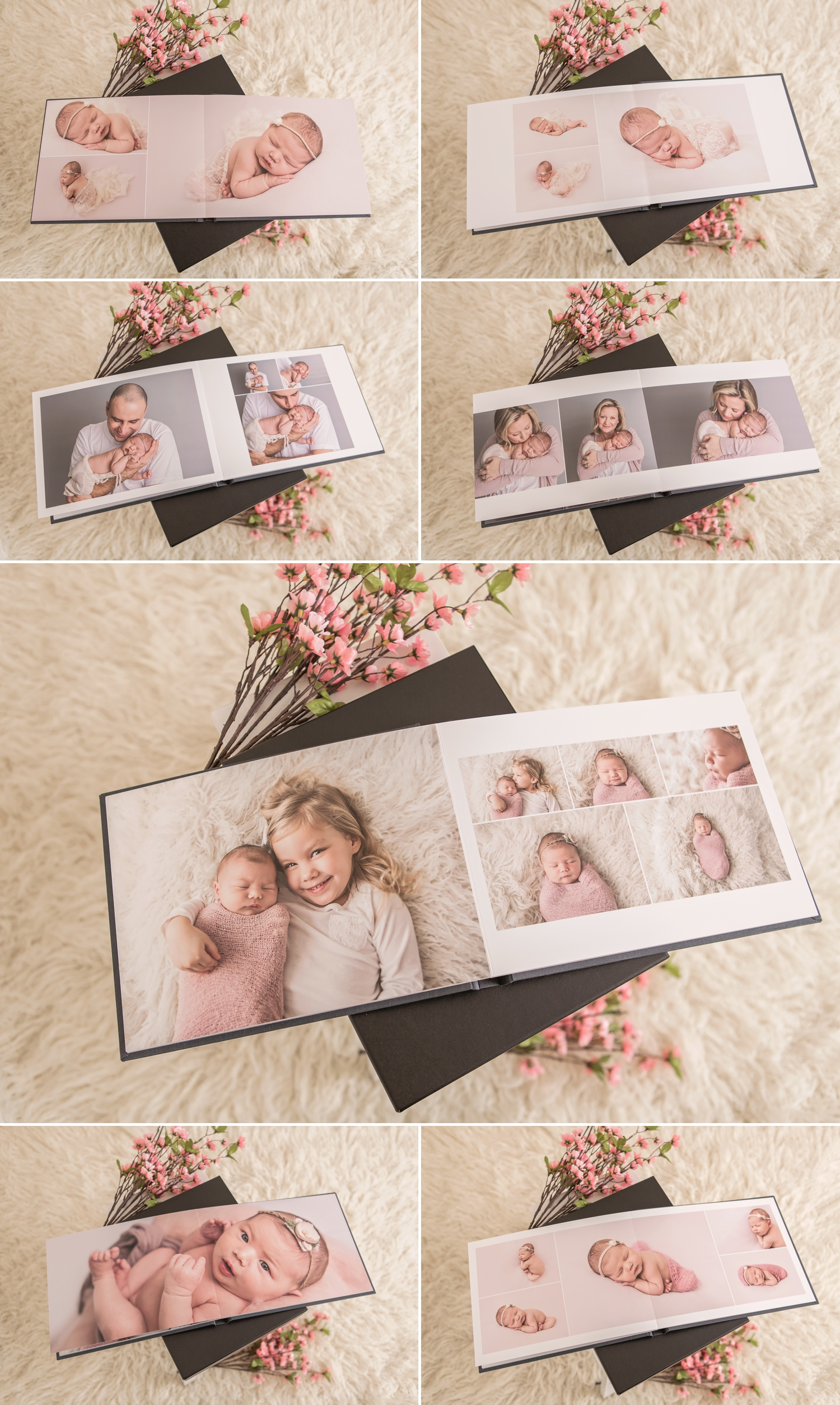 Heirloom Albums - Barrie Photography Studio 2