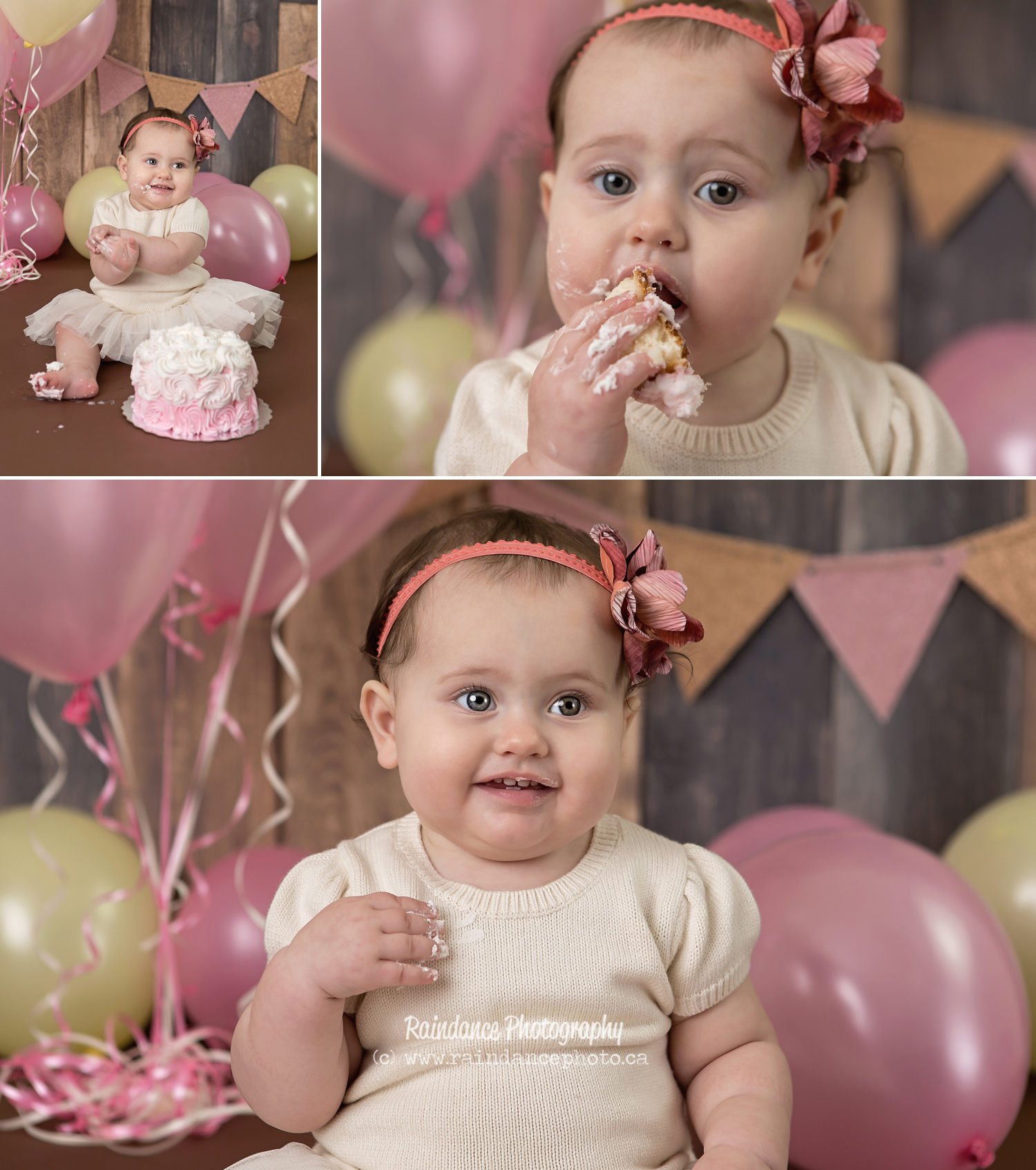 Piper - Barrie Cake Smash Photographer 3