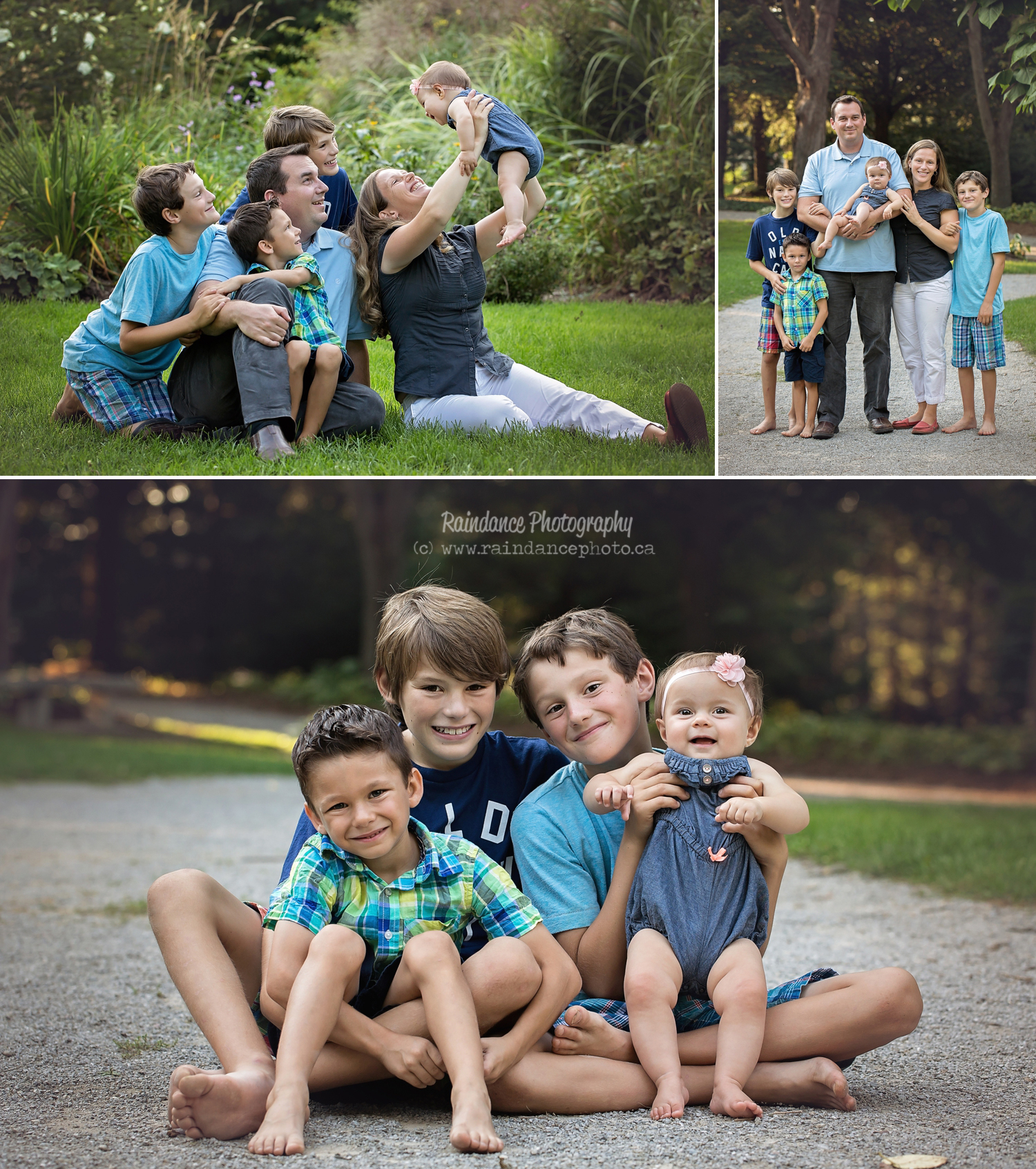 Sutherland - Barrie Extended Family Photographer 1