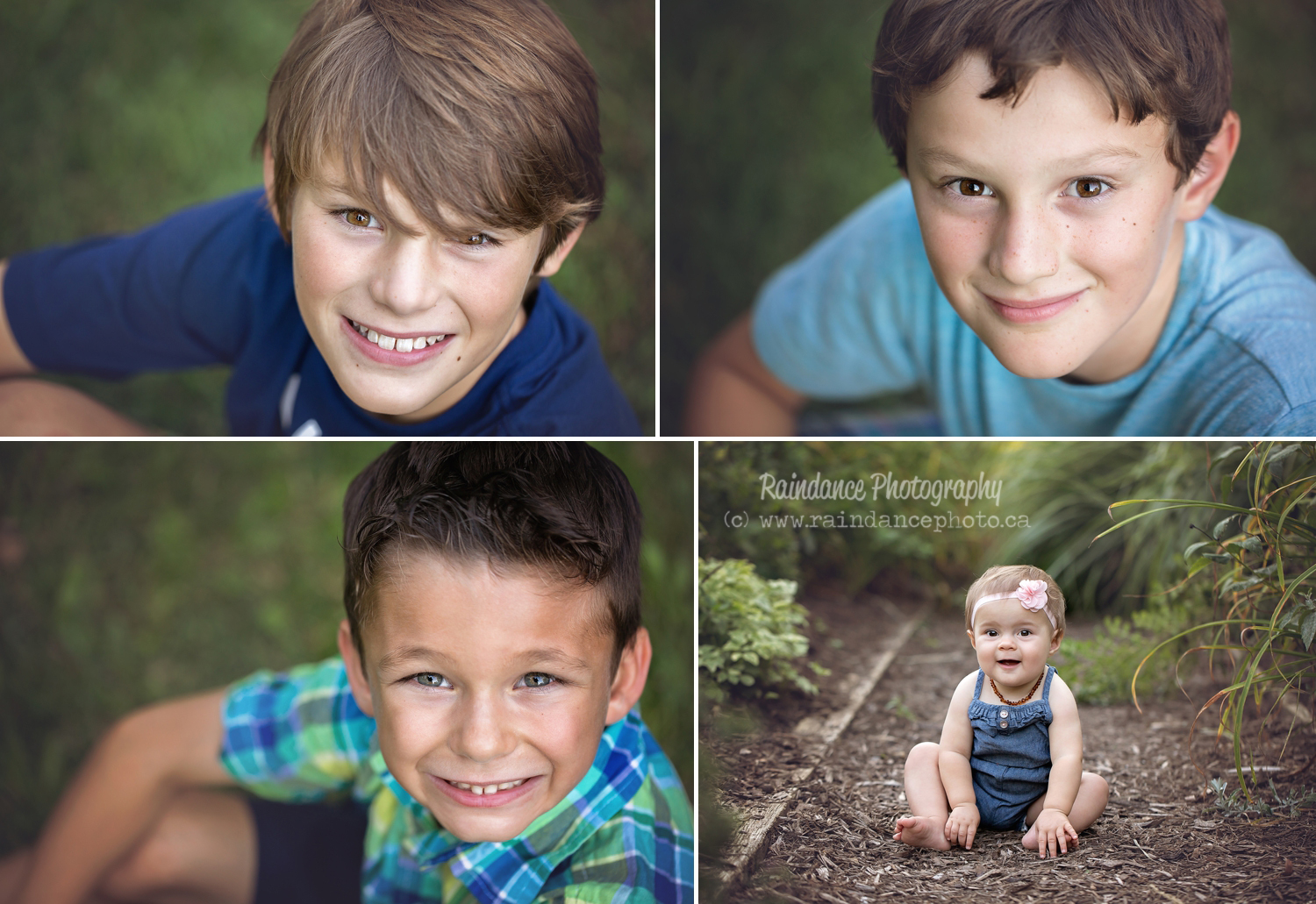 Sutherland - Barrie Extended Family Photographer 2