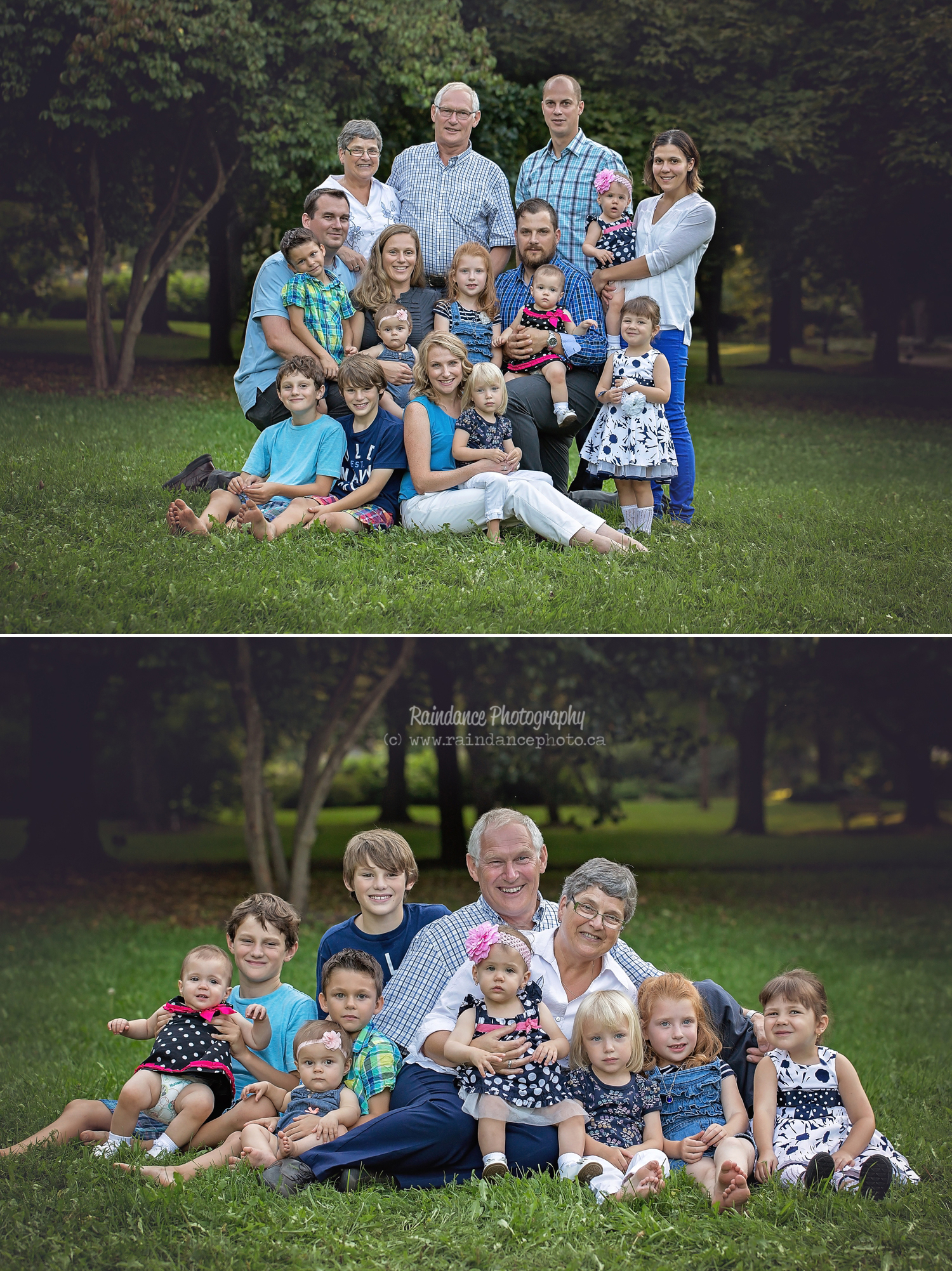 Sutherland - Barrie Extended Family Photographer 3