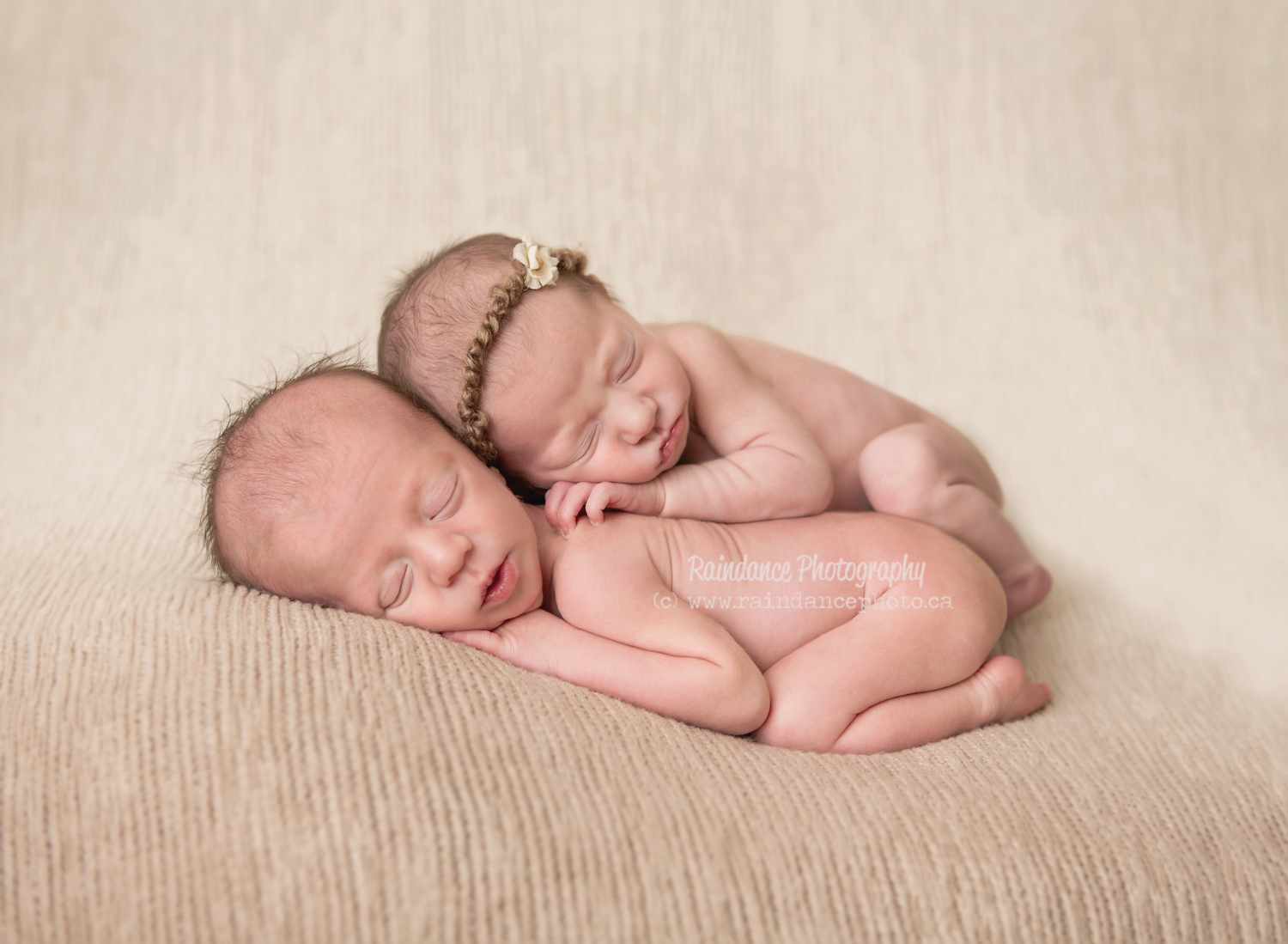 Twin Newborn Session - Barrie Ontario Photographer 11