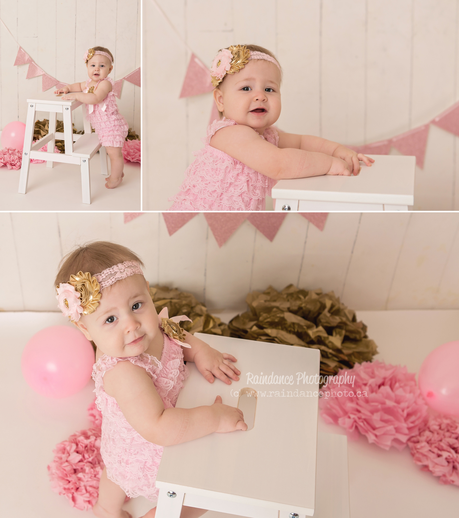 Scarlett - Barrie Cake Smash Photographer 1
