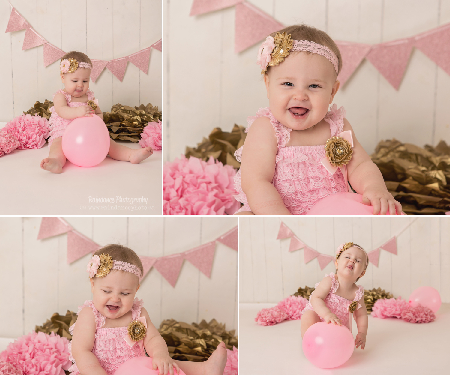 Scarlett - Barrie Cake Smash Photographer 4