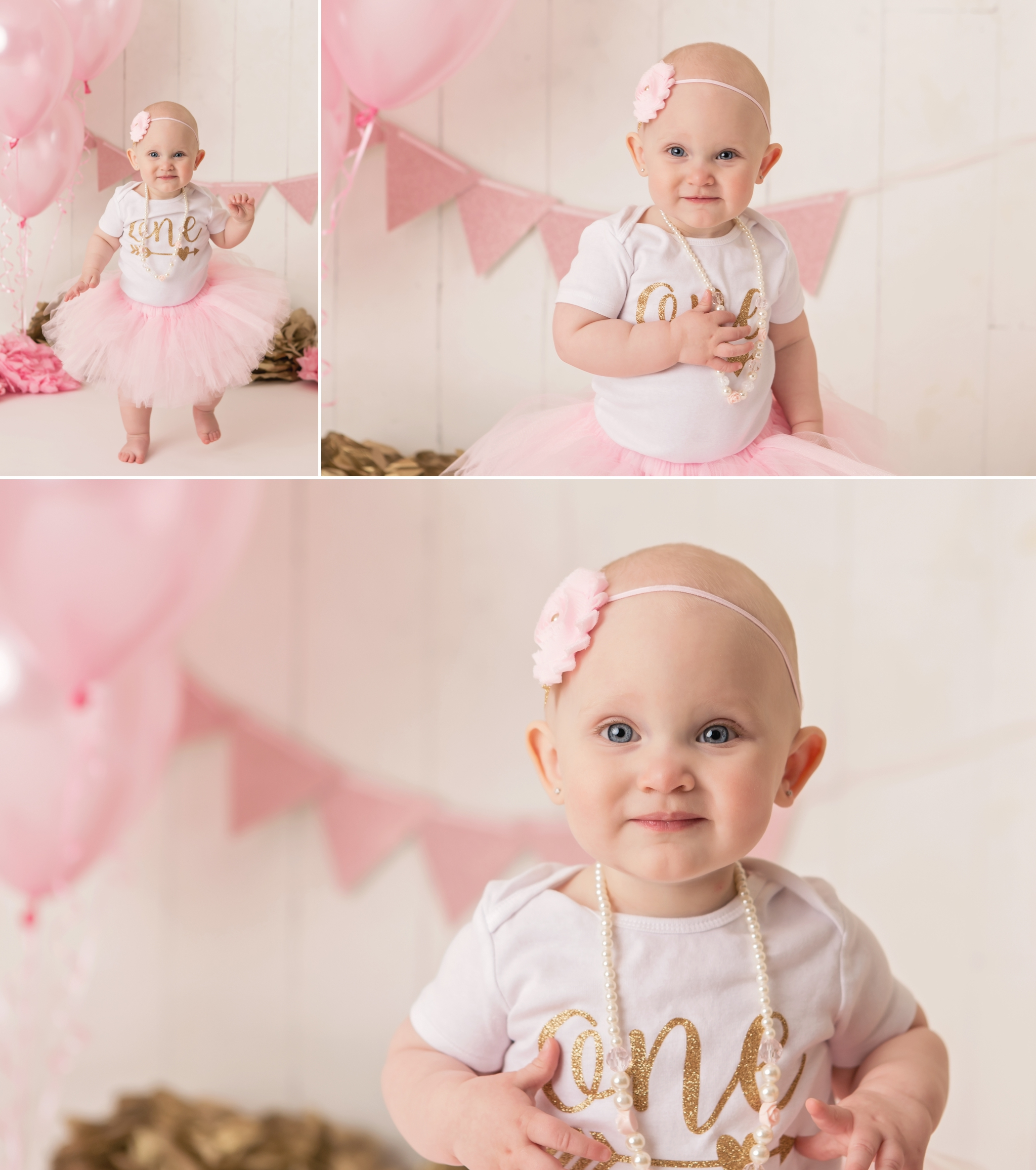 Everleigh - Barrie Cake Smash Photographer 3