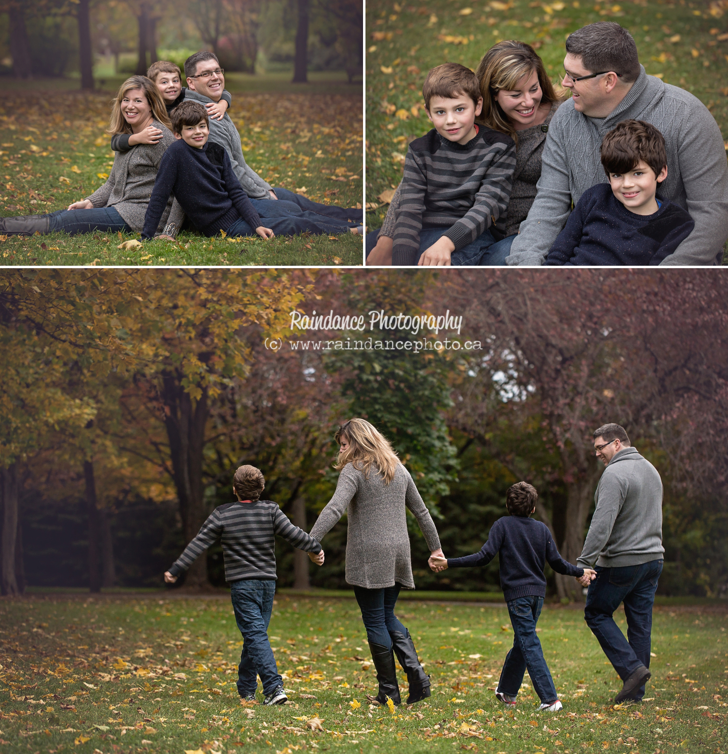 Boate Family - Barrie Family and Child Photographer 1