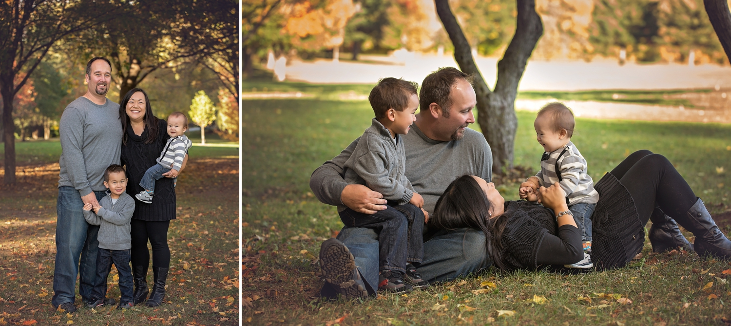 Family Photo Session - Barrie Ontario Photographer 1
