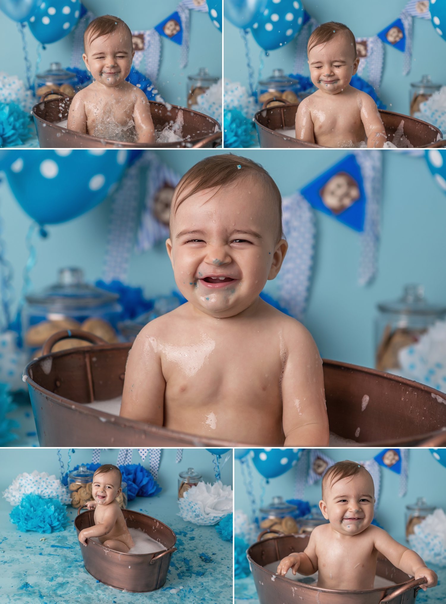 Reid - Barrie Cake Smash Photographer 10