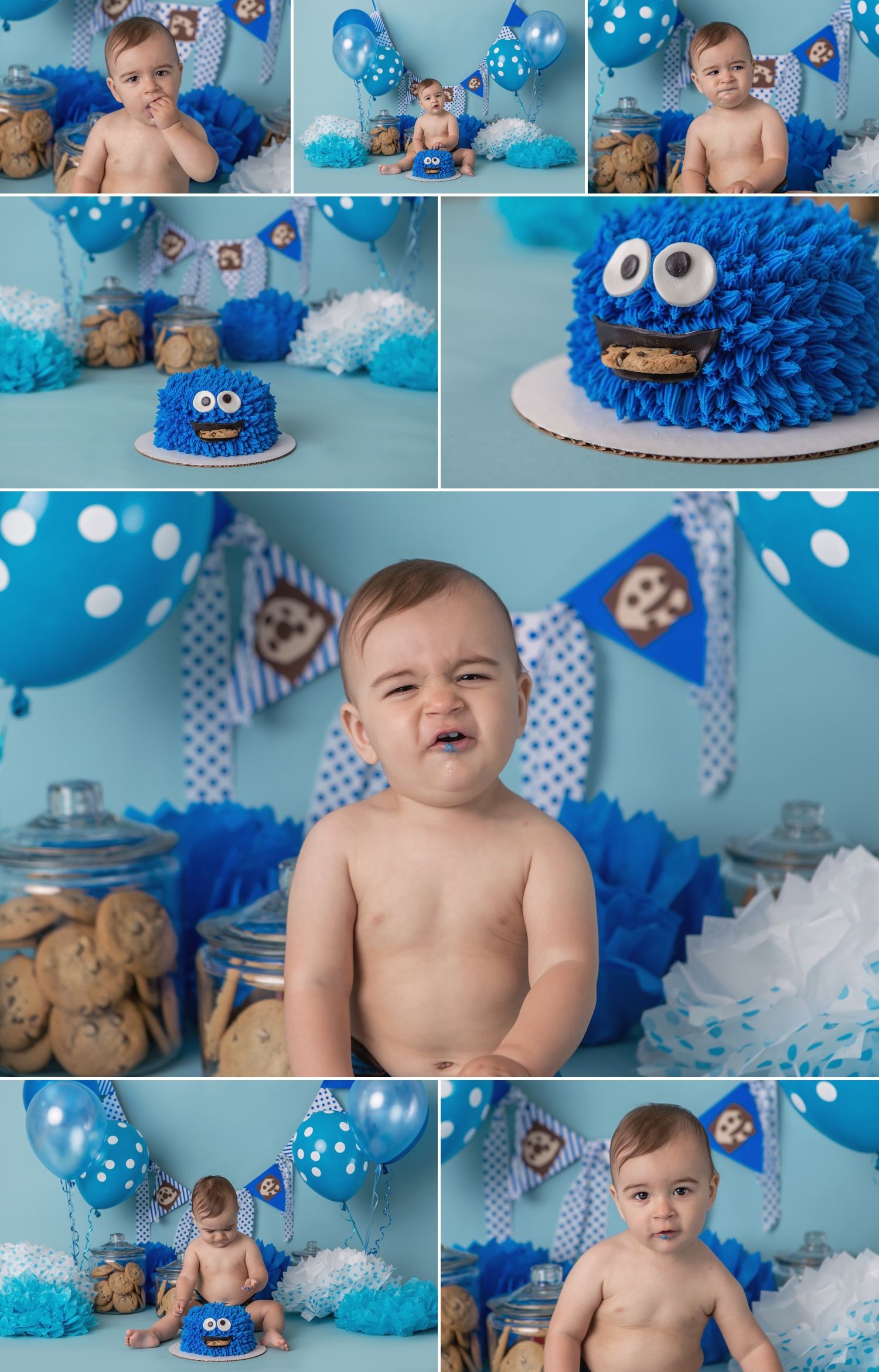 Reid - Barrie Cake Smash Photographer 4