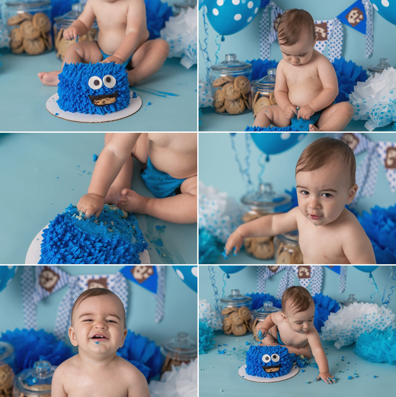 Reid - Barrie Cake Smash Photographer 6