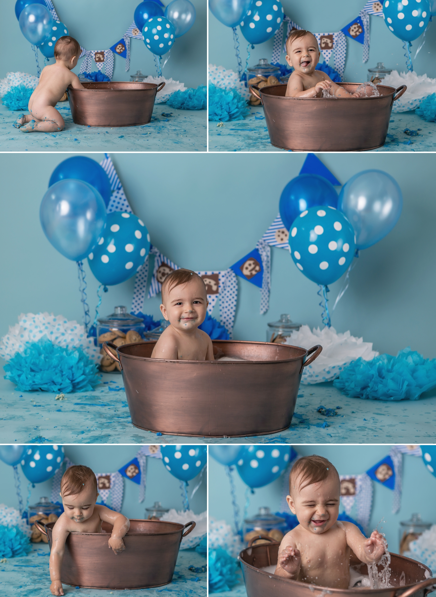 Reid - Barrie Cake Smash Photographer 9