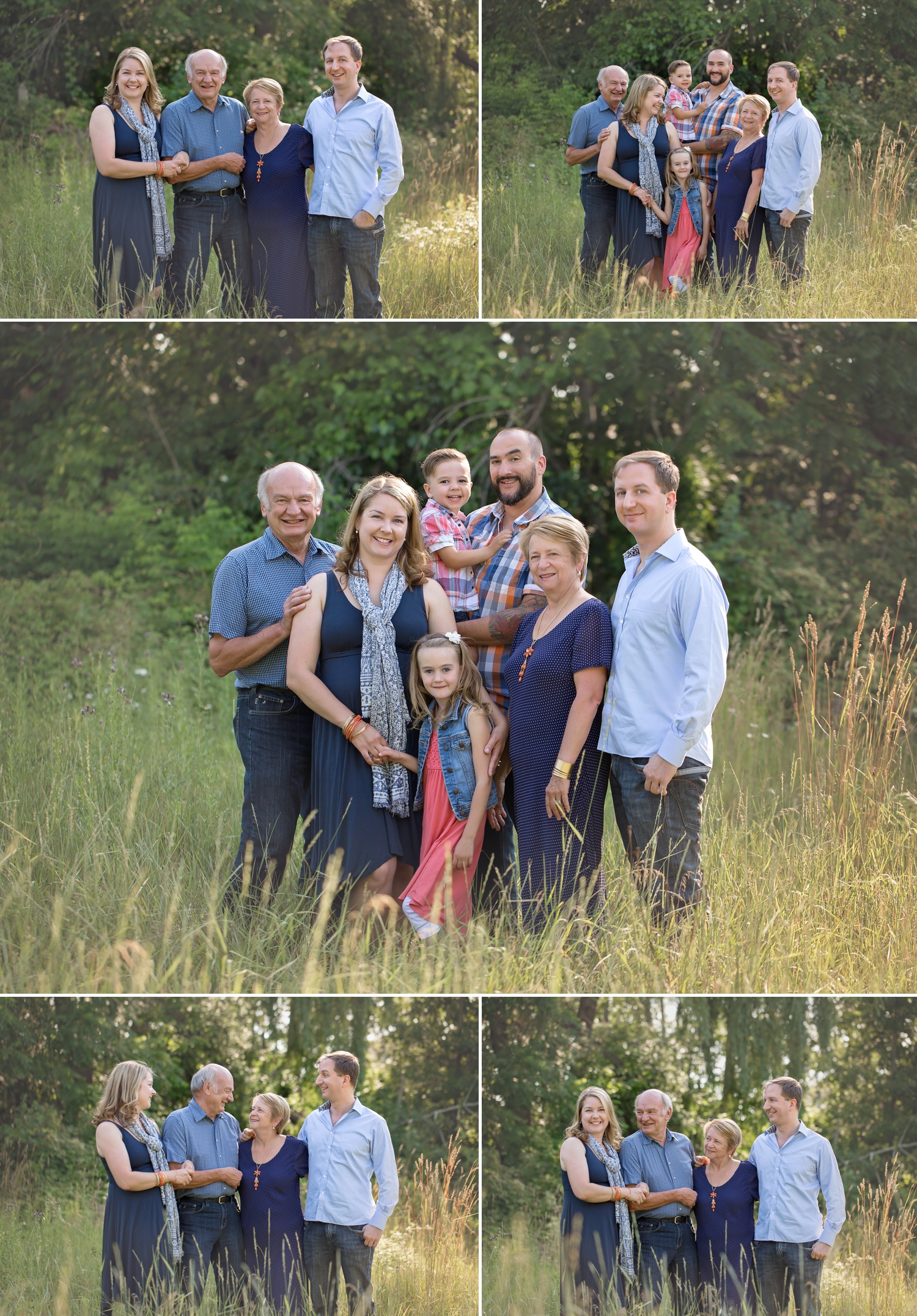 Forder - Barrie Extended Family Photographer 1