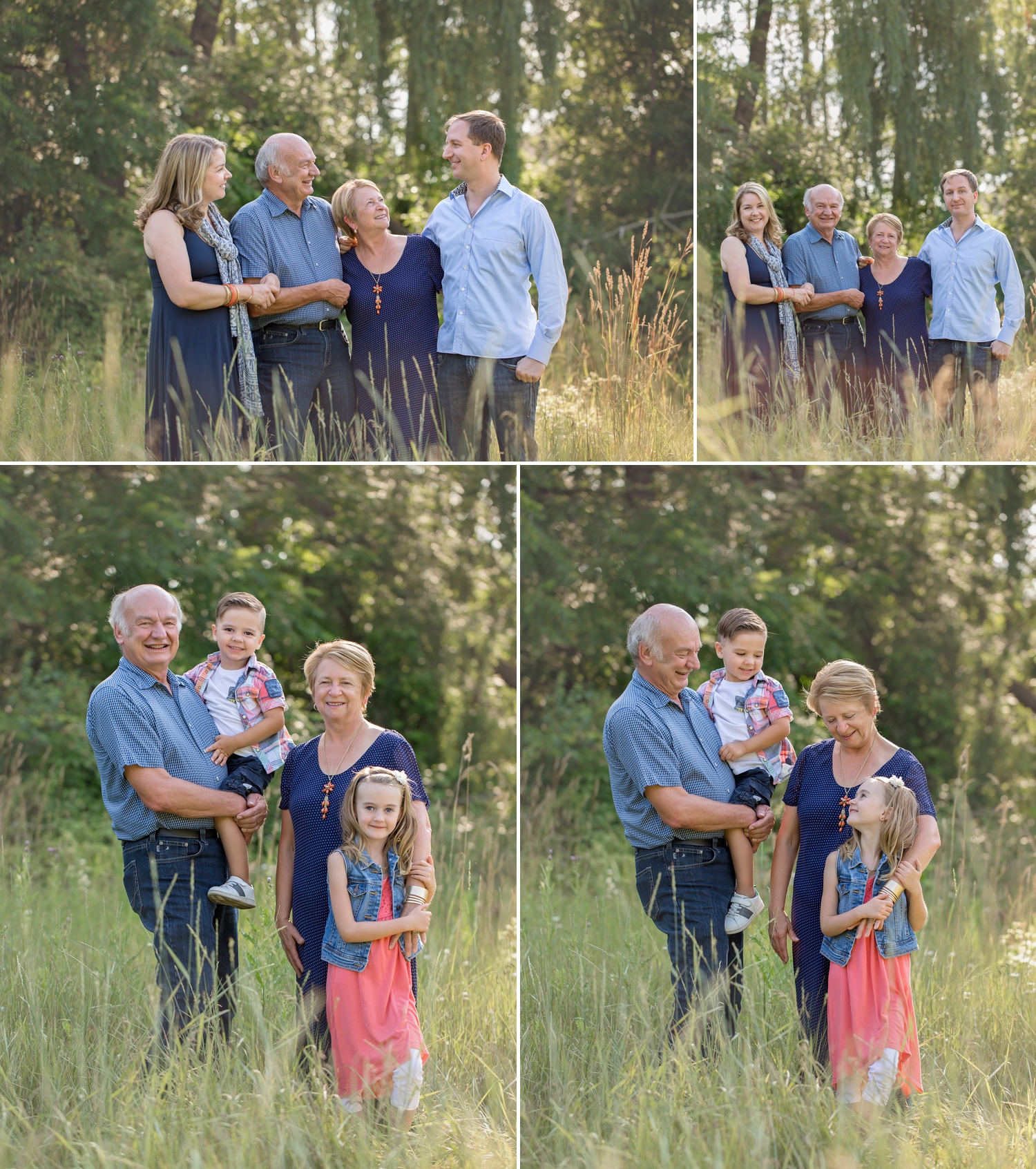 Forder - Barrie Extended Family Photographer 2