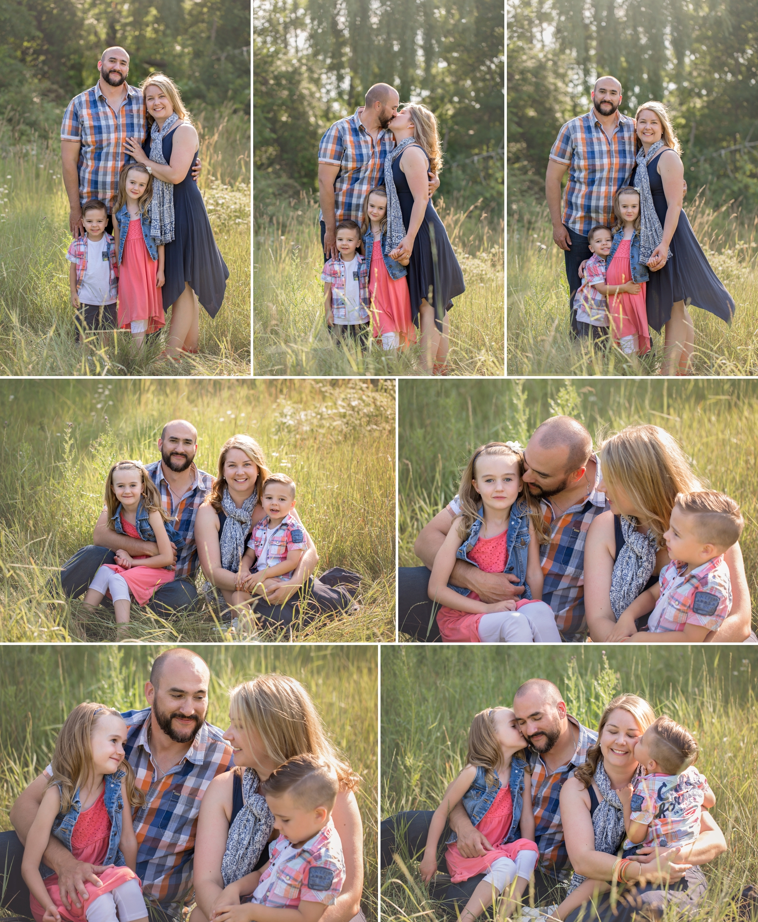 Forder - Barrie Extended Family Photographer 7