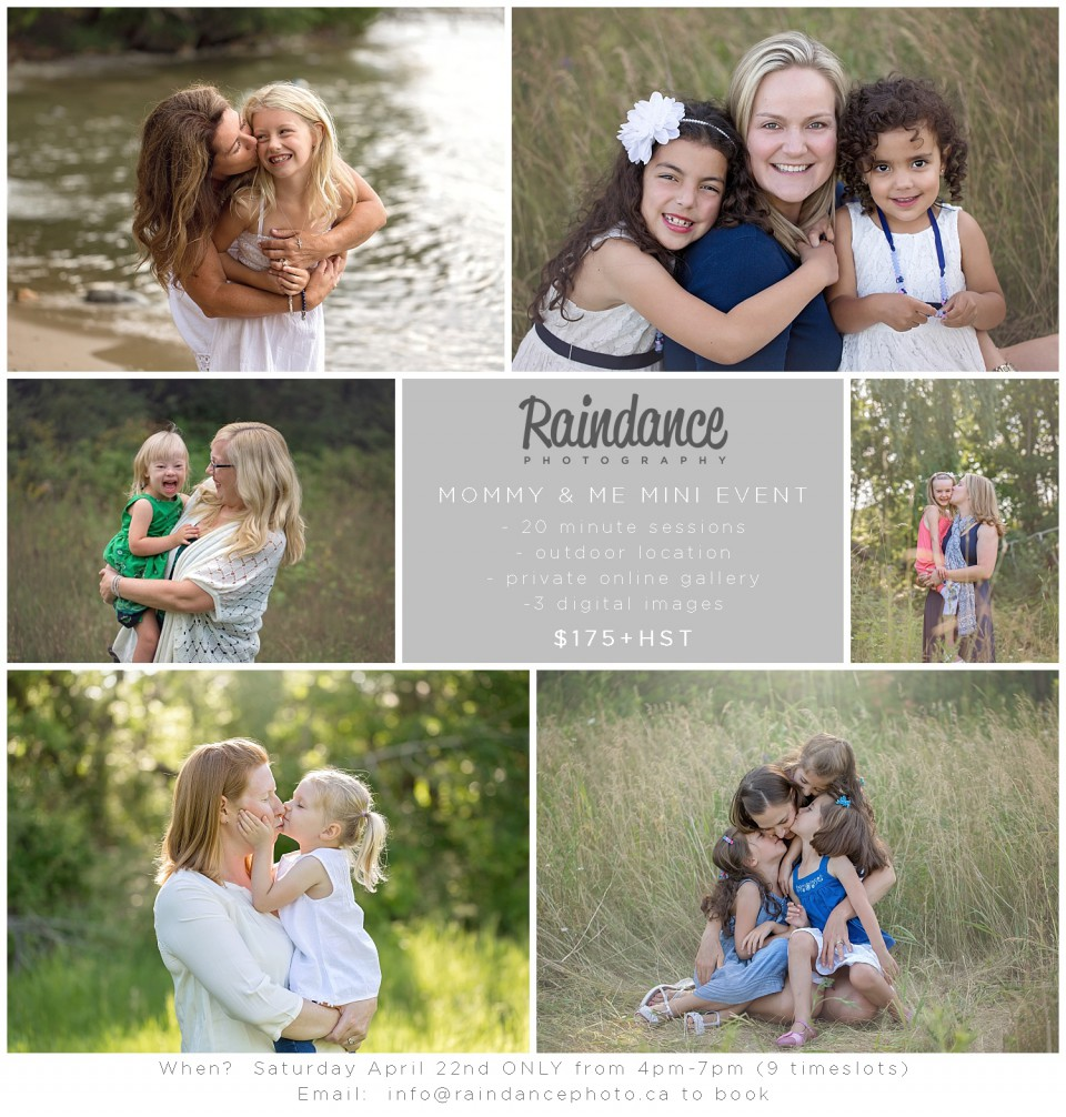 Raindance Photography   Mommy & Me Mini Sessions Archives